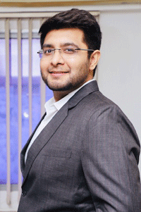 Mr. Lakshyank Pithadia – Managing Director & CEO
